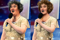 La Bella Susan Boyle