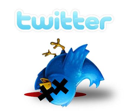 Ha pasado un mes y pocos dias desde que Twitter decidiera suspenderme la cuenta.