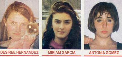 Miriam, To�i y Desir�