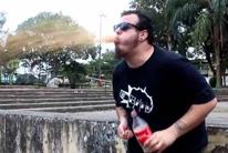 Coca-Cola y Mentos