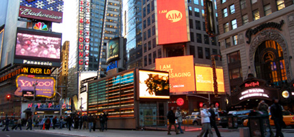Me voy a New York, New Yorrrrrk!