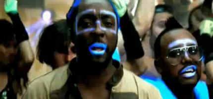 He visto el videoclip de Black Eyed Peas...