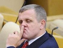 Pol�ticos rusos trabajando