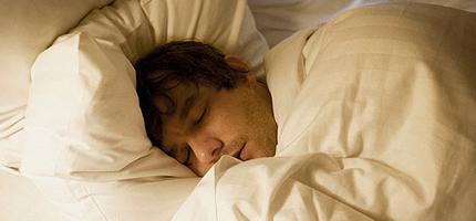 El sexo y el dormir