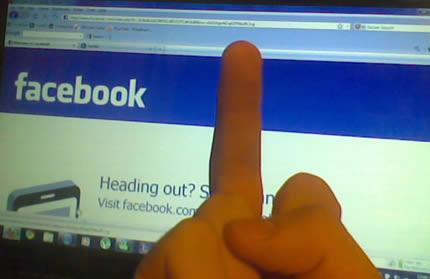 Me acaban de cerrar mi cuenta personal de Facebook