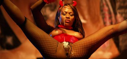 Una prostituta que se deja filmar