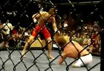 Luchador amputado