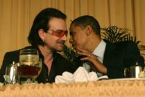 La macroestafa de Bono y U2