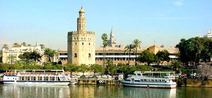 Estoy en Sevilla capital