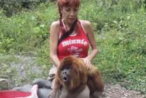 Aullidos simiescos