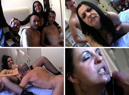 Casting porno: Rocio