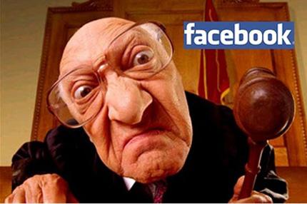 Otra vez baneado de Facebook