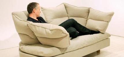 Follar en el sof� (II)