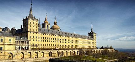 Torbe en El Escorial