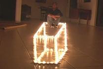 Ilusi�n con velas
