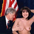 Las fotos que no se vieron de Clinton