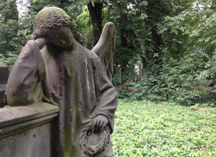 Tres teorias que elabor� en el Cementerio de Praga
