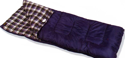 Teor�a del saco de dormir