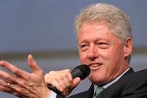 El Safari humano de Bill Clinton-Bush