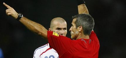 Los futbolistas no tienen respeto