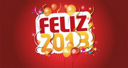 Que este a�o merezca ser vivido! Feliz 2013!!!