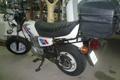 Papa Noel le ha tra�do una moto a Salma