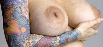 Mujeres a la moda Tattoo