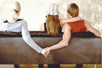 Posible infidelidad
