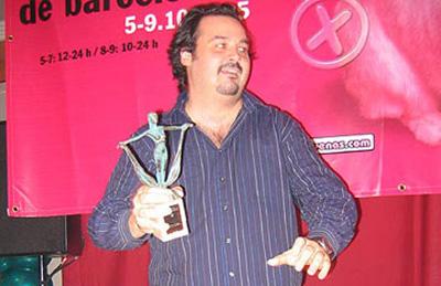 Otorgan los premios Ninfa a los ganadores!