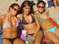 Chicas de la playa