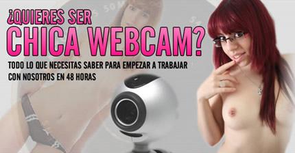 Hasta 4000 euros al mes haciendo webcam!
