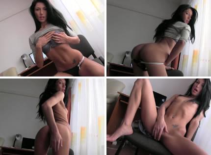 Striptease: Clara Lips