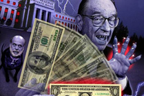 Colapsos provocados y la estrella financiera de seis puntas