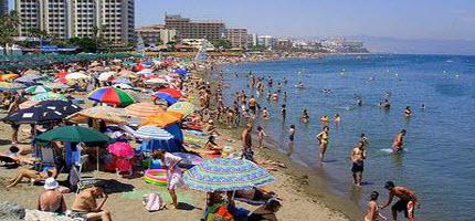 Unos dias en la costa de Malaga