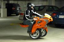 Moto transformer