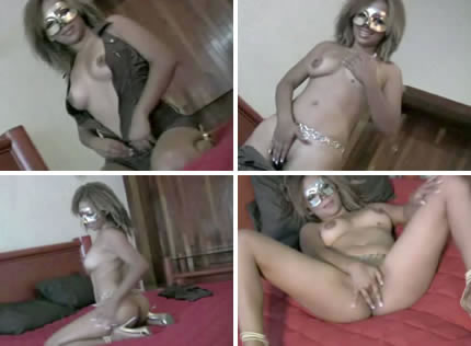 Masturbadas: Morena Chics