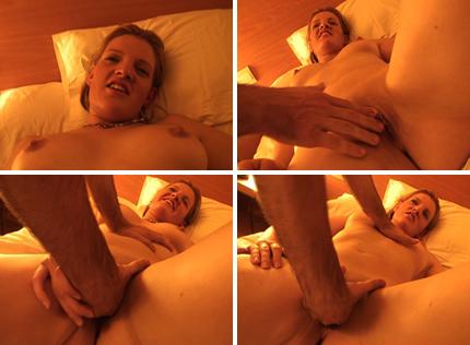 Masturbadas: Montse