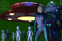 Evacuaci�n R�ptil y paranoia blue beam