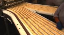 Asi se hacen las patatas Pringles